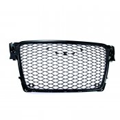 Svart Styling Grill RS-Optik - Audi A4 (B8) 2007-2011