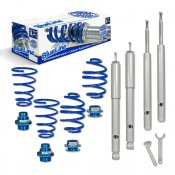 Coilovers BlueLine BMW 3-Serie E30 51mm