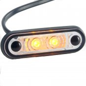 LED Blinkers (Mini 25x83mm)