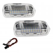 LED dörrbelysning framdörrar - VW Golf 5 (2003-2008)