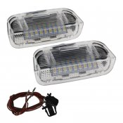 LED dörrbelysning bakdörrar - VW Golf 5 (2003-2008)