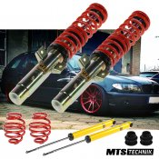 Coilovers MTS-Technik BMW E46