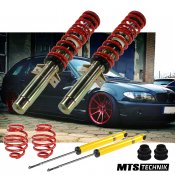 Coilovers MTS-Technik BMW 3-serie E46 (1998-2005)