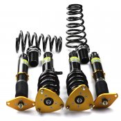 XYZ Coilovers SuperSport Mono-tube Seat LEON (Typ 1P) för 55mm fjäderben, 2wd 2005-