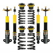 Yellow Speed Coilovers Dynamic Pro Monodämpare Mercedes-Benz 190-series (W201) 4cyl/ 5cyl/ 6cyl,Ej luftfjädring; eftermarknadsfä