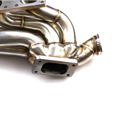 Turbogrenrör - BMW E36 (M50/M52) - T3 - 44mm v-band wastegate